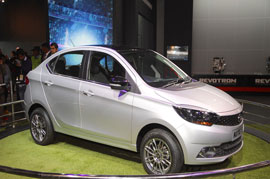 2017 Tata Kite 5 Sedan to Be Launched In March