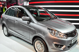 Tata Zest basic model gets 75 PS Diesel Mill