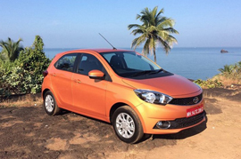 What is in the name Tata Motors change the name of the Tata Zica