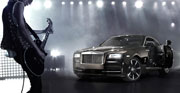 The Rolls Royce Wraith out in India now