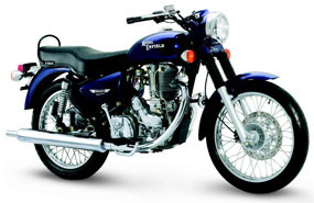 The Royal Enfield Himalayan-Rendered