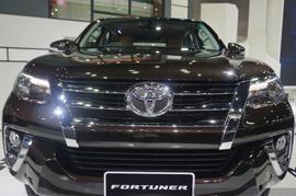 2015 Toyota Fortuner TRD Sportivo