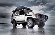 Toyota Land Cruiser 2016 Spy Story