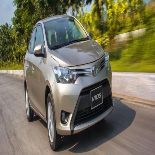 2013 Toyota Vios Airs in Shanghai
