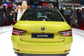 Upcoming Skoda Superb Price Specification Launch details revealed