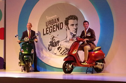 Vespa SXL and Vespa VXL floated in the Indian market prices features listed