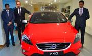 Volvo now has a dealership in Kolkata