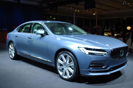 Volvo S90India launch in Q3 2016