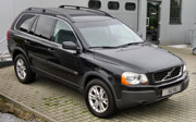 Volvo XC90 launched in India May 2015