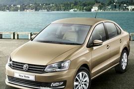 VW Vento India acquired a 5 star rating