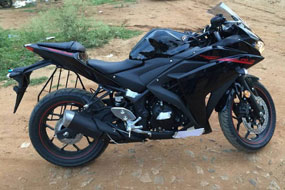 Yamaha R3-spied and rendered
