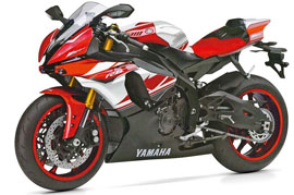 We assume the Yamaha YZF-R6 debuts in India next year