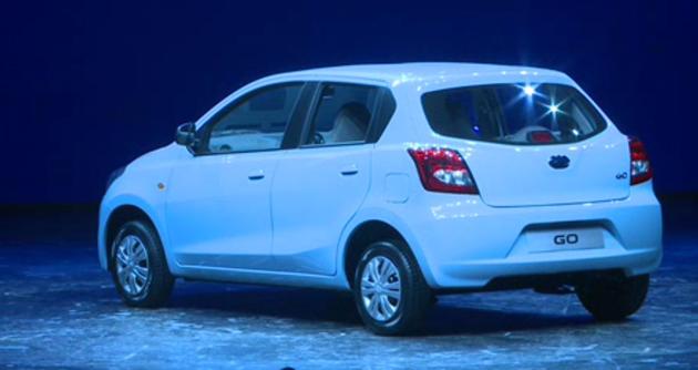 Datsun GO Hatchback