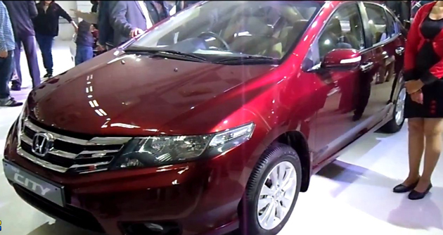 Honda Launches 4 New Models At The 2014 Indian Auto Expo