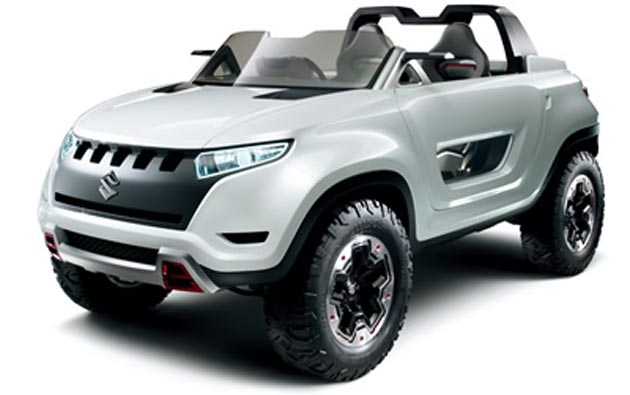 Suzuki New X-Lander