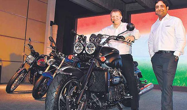 Triumph India