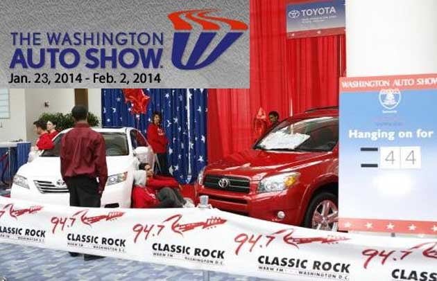 Washington Auto Show 2014