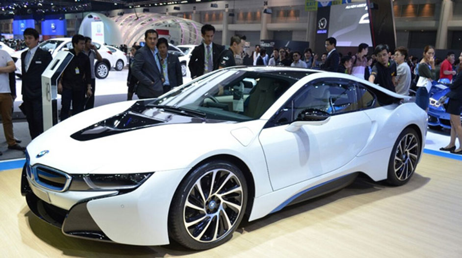 Bmw I8 To Launch In India Next Month