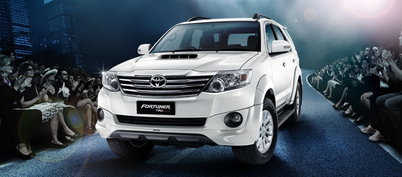 Report-Toyota Fortuner test drive review