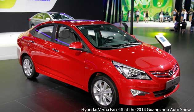 2015 Hyundai Verna To Be Launched In India On February