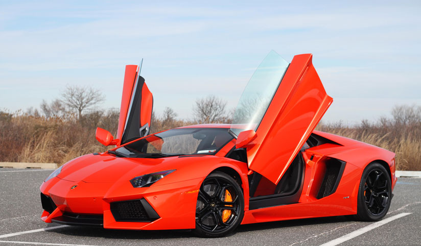 The production of the all new Lamborghini Aventador SV definite now
