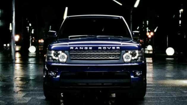 Tata motors suv range rover sport launched at rs 1 1 cr for Tata motors range rover