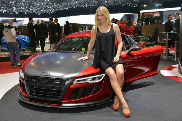 85th Geneva International Motor Show 2015