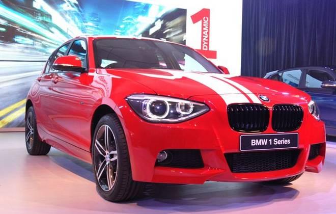 BMW 1 Series 118d Sport Line