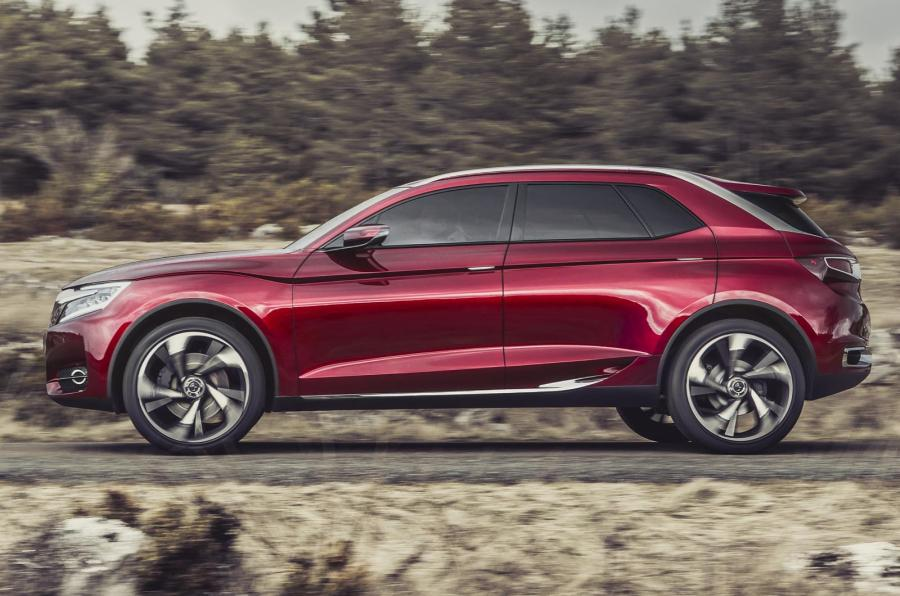 Citroen DS Wild Rubis Concept Heads to 2013 Shanghai Motor Show