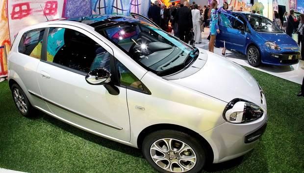 Fiat Punto Evo Active