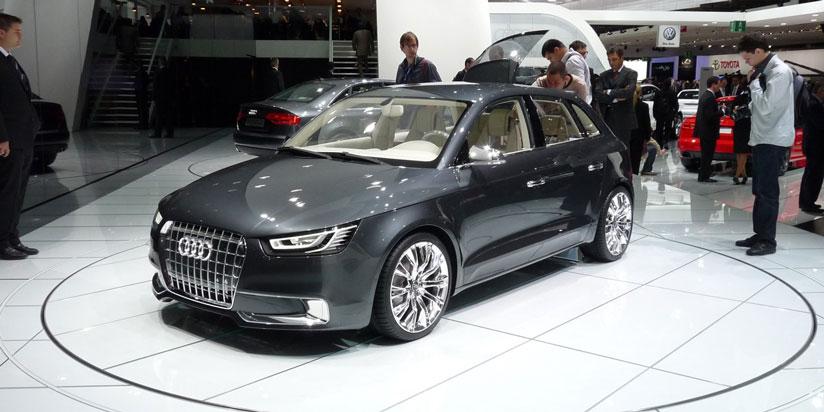 Audi India may have a SQ7