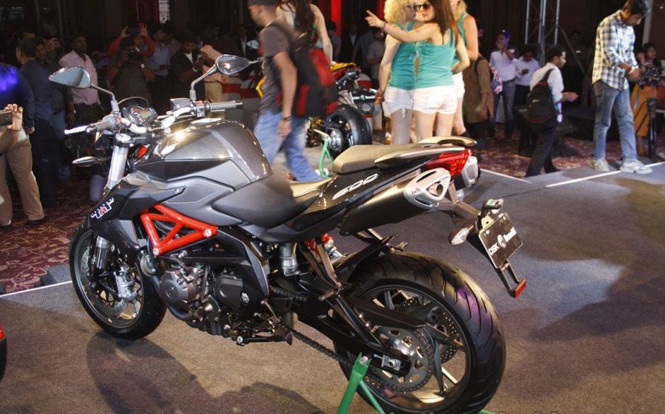 Benelli TNT 600i LE