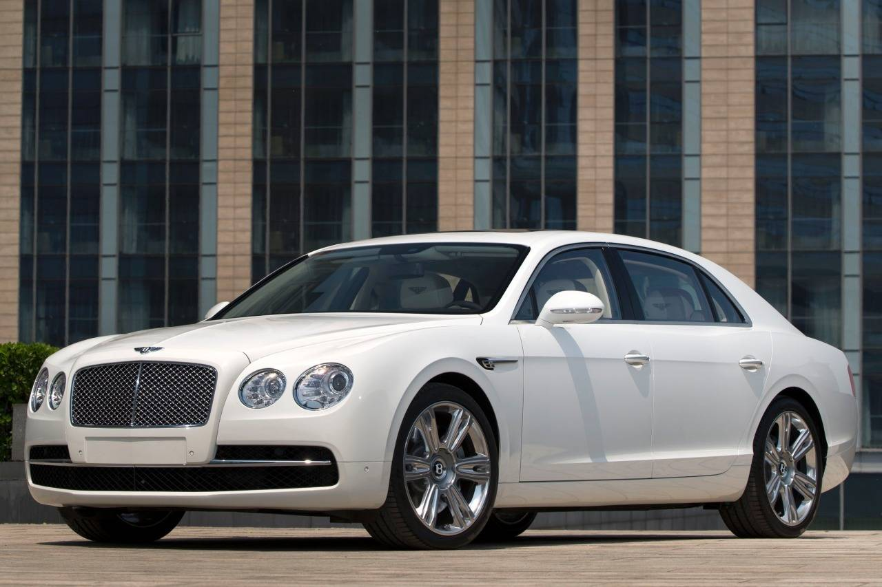 New Bentley Flying Spur to Make China Debut in 2013 Shanghai Auto Show