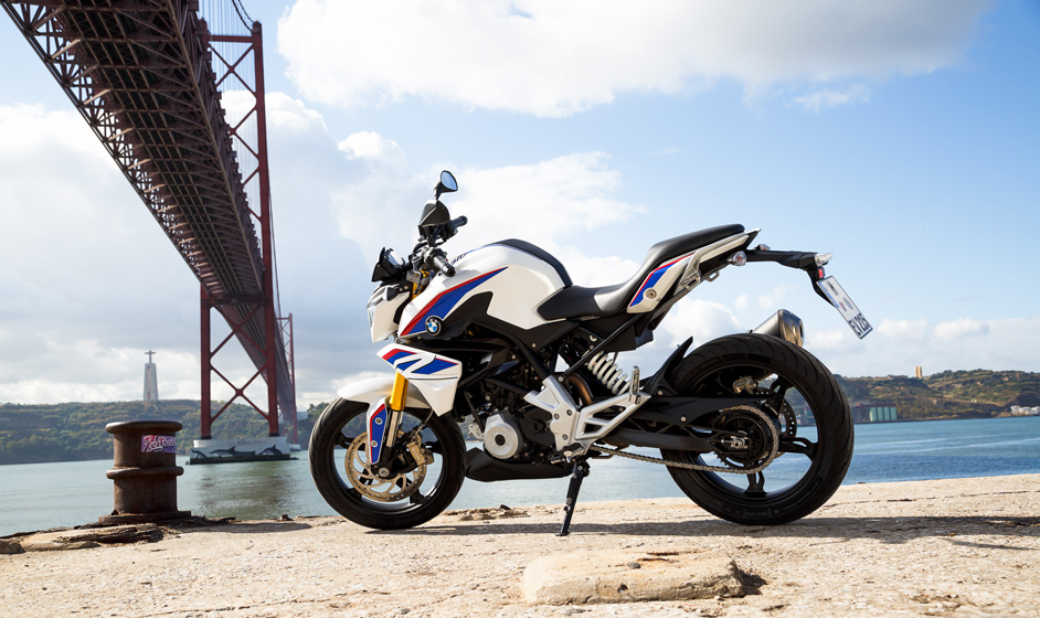 India Bound BMW G310R superbike out now