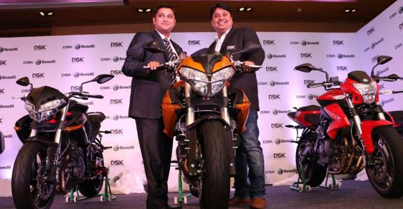 Benelli 150cc Motorbike coming soon in India