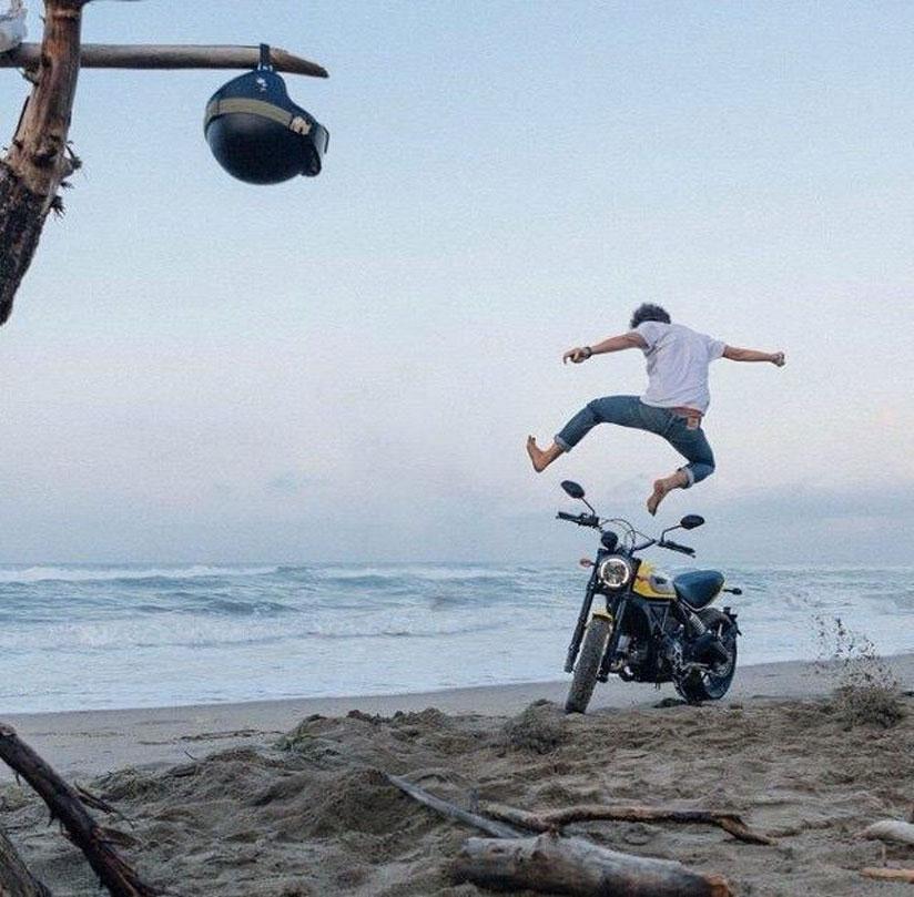 Ducati Scrambler Classic Full Throttle debuted in India