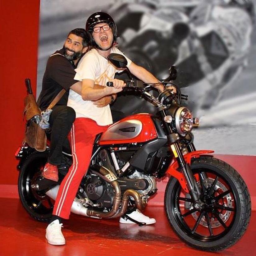 Ducati Full Throttle For Sale
