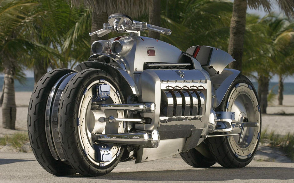 Fastest motorcycle in the world