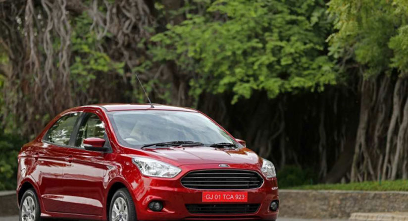You may book your Ford Figo Aspire from 27th July