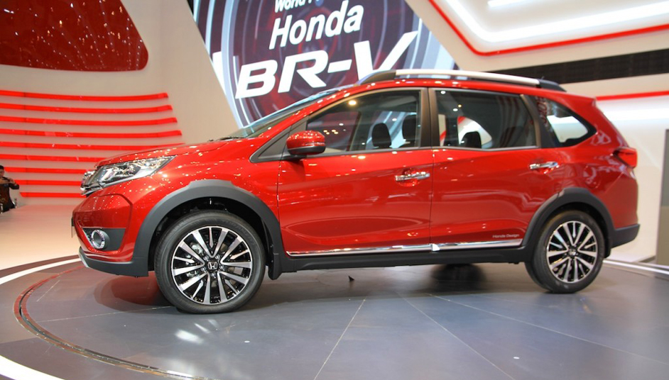 Honda Brv Launch Date In India Honda Brv Price In India