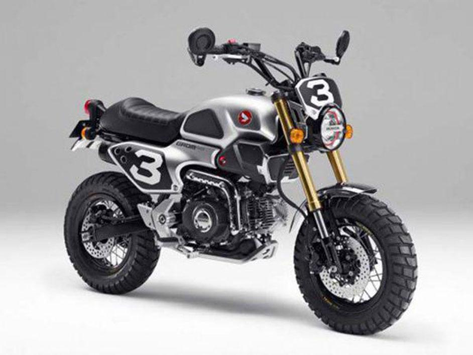 Honda Grom Price >> Honda Grom 50 Scrambler Price In India Honda Grom 50 Scrambler