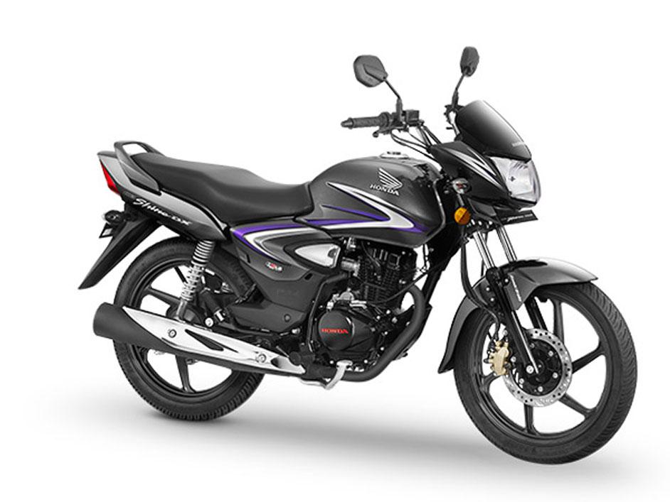 Honda Shine BS IV