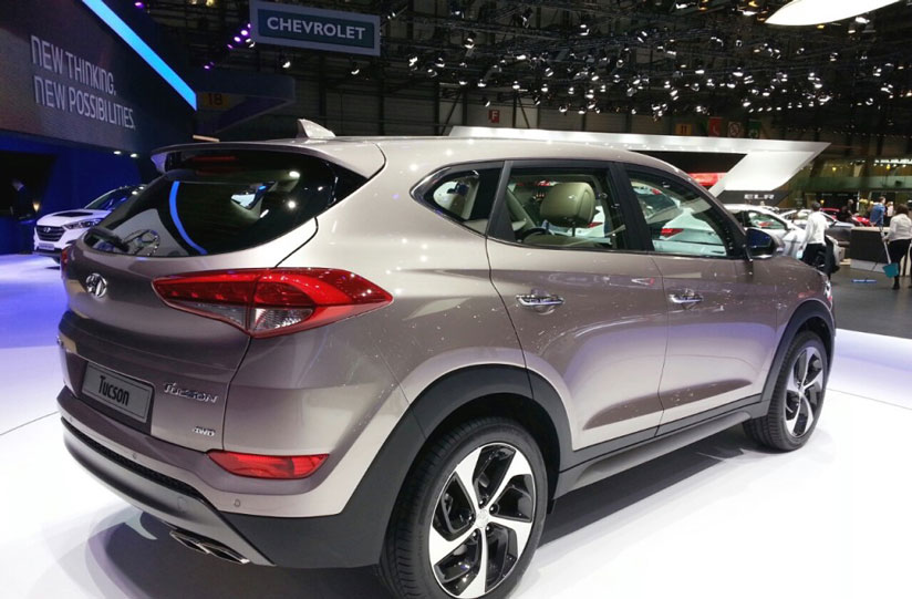 new car launches suvHyundai New Suv India