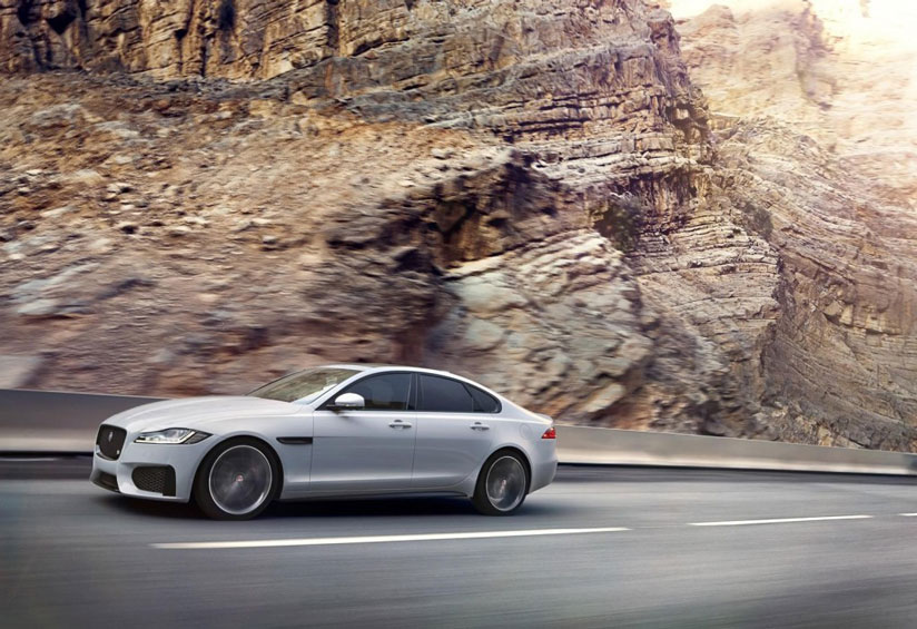 Jaguar XF Aero Sports out now in India