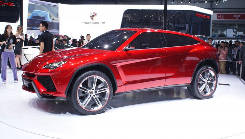 Lamborghini to create a SUV soon
