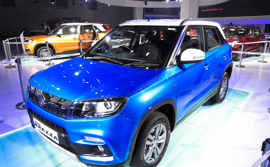 Finally the Maruti Vitara Brezza launches today