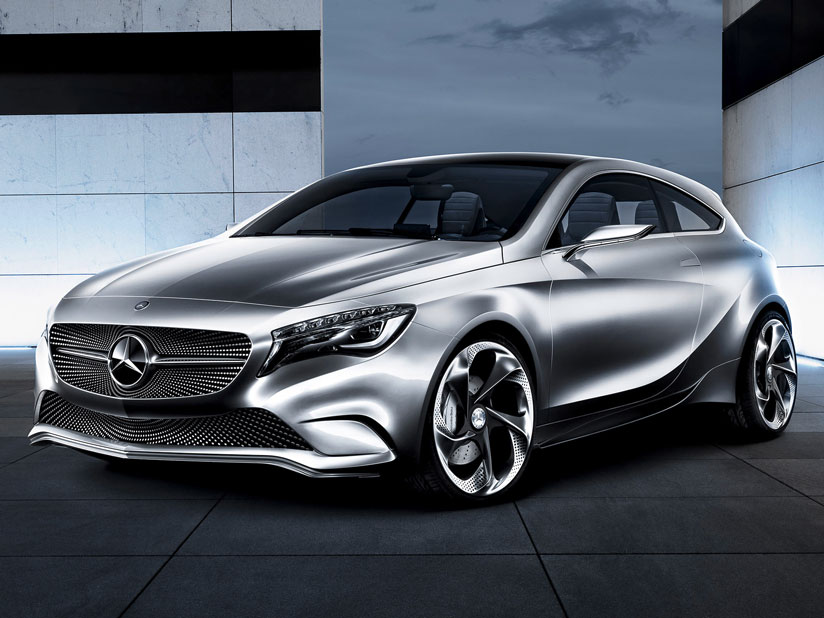 Another Mercedes addition to the Auto show 2016