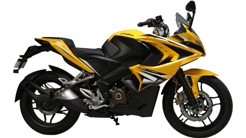 Bajaj launched  new bikes Pulsar CS  400
