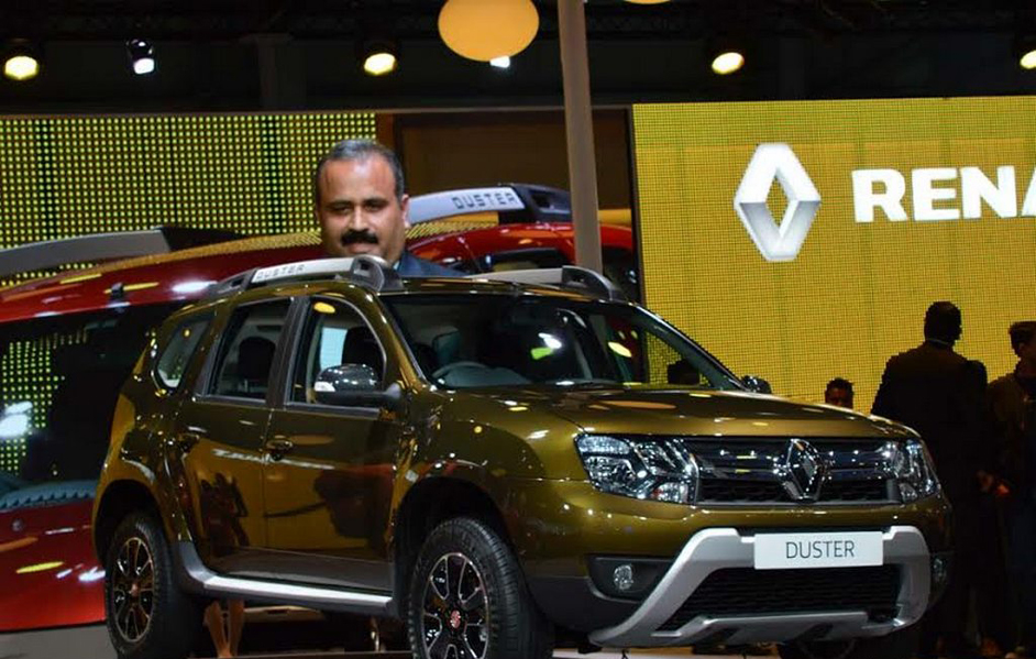 Renault Duster goes AMT out now