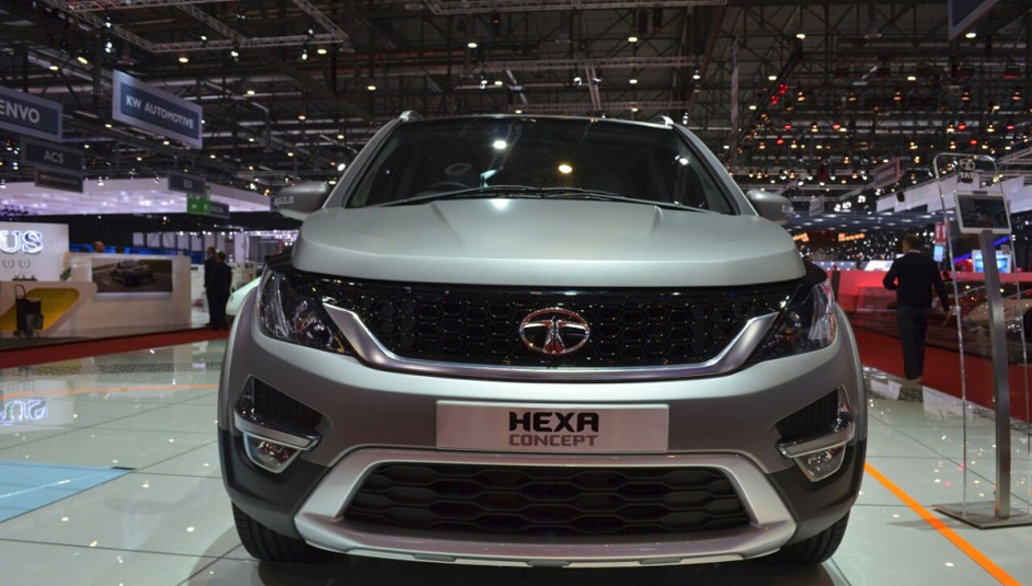 Tata Hexa Specification and Features